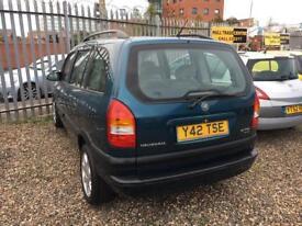 Vauxhall Zafira 1.6 *** 7 SEATER ***