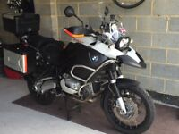 BMW GS 1200 adventure mint condition just fully serviced!!!