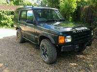 1999 Landrover Discover td5 gs 5 seater