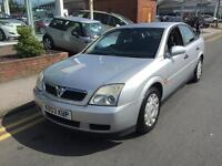 VAUXHALL VECTRA 2.0 DTi LS (silver) 2003