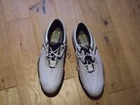 Footjoy AQL golf shoes in White size 9UK (43)