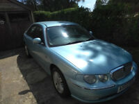 Rover 75 Club SE 1.8 Turbo 49000 miles head gasket replaced MOT March 2019 Manual