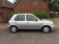 Nissan Micra Automatic Mileage 18800 Only