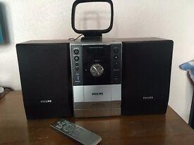 Phillips Hi-Fi Micro Speaker System MCM204/12 For Sale