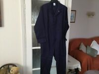 Brand new dark blue boilersuit/overalls