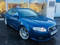 *SOLD* 2007/07 Audi A4 2.0 TFSi Quattro S-Line Special Edition - FSH - MOT End Dec 2018