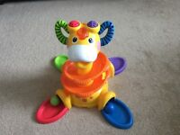 Fisher-Price Go Baby Go Sit-To-Stand Giraffe Activity Tower