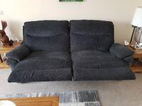 2 Seater Sofa plus armchair