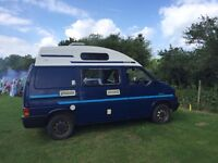 VW T4 Transporter Camper Van 2.5 - 2 berth