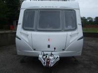 2006 ABBEY VOUGE 460 2 BERTH WITH MOTOR MOVER