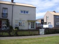 End terraced house in Bannerfield Selkirk, Private Let, DSS considered