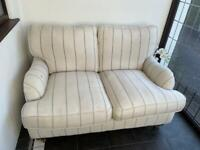 Country living DFS two seater sofa