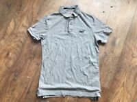 Used, Mens Superdry polo shirt sz large for sale  Tottington, Manchester