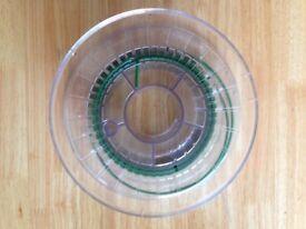 3d printing filament Leaf Green 2.85
