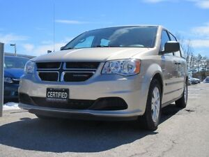 2014 Dodge Caravan SE / LOCAL VEHICLE/ STO+ GO