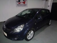 VAUXHALL CORSA 1.2i 16V SXI 3DOOR IMMACULATE CONDITION