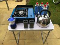 Basic Camping gear