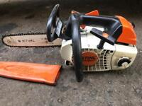 Stihl ms201t top handle saw