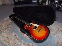 1996 GIBSON LES PAUL EPIPHONE 100% ORIGINAL ELECTRIC GUITAR