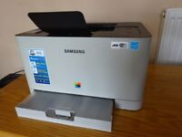 Samsung Xpress C410W colour laser printe Wi-Fi NFC