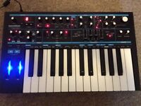 Bass Station II Analogue Synthesizer. Perfect condition.