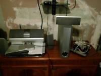 Pioneer wireless digital dvd surround sound system