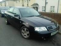 Quick sale Audi a6 Start and Drive good Got mot cheap car