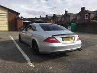 MERCEDES CLS 500 AMG FULLY LOADED 2007