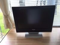 Toshiba 22inch TV & Remote