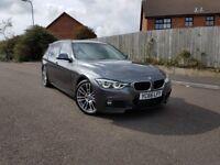 2016 66 BMW 3 SERIES 320D M SPORT TOURING 5D AUTO 188 BHP