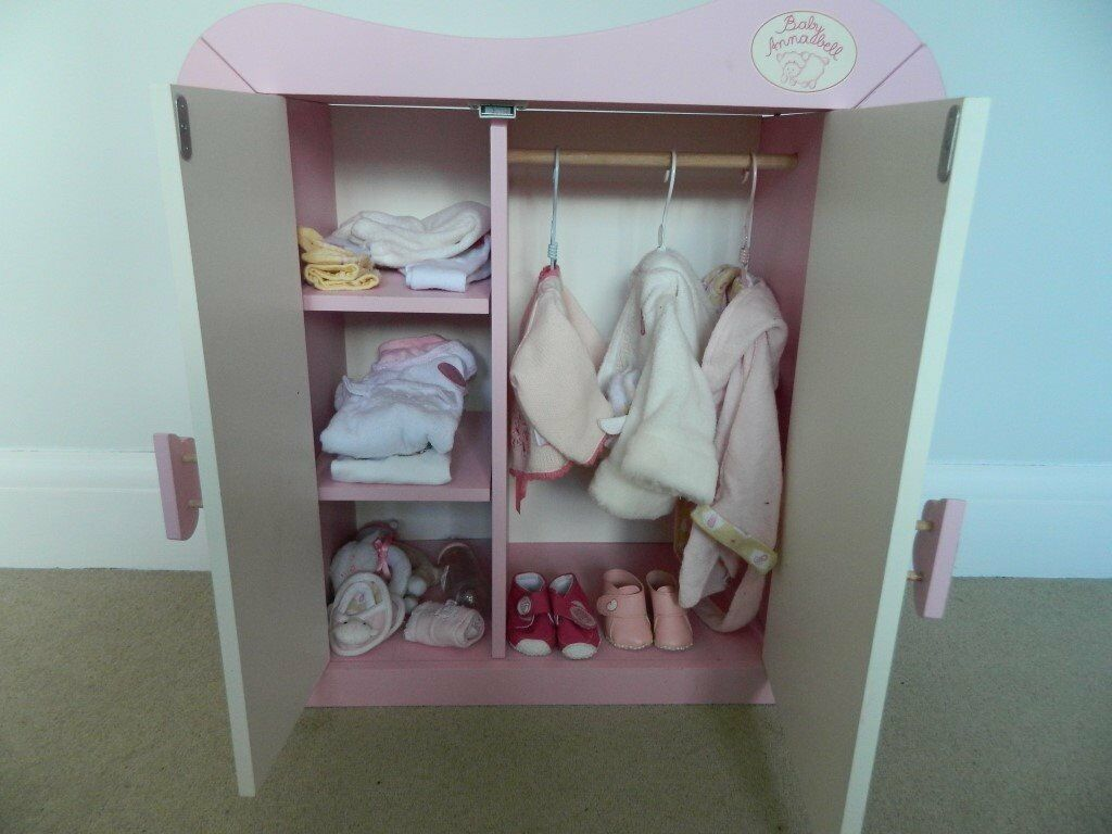 Baby Annabell Doll, clothes and wardrobe. | in Hemel ...