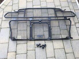 Genuine Jaguar XF Sportbrake Cargo Barrier / Dog Guard