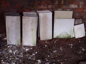 14 Concrete Copings & 1 Pillar Cap