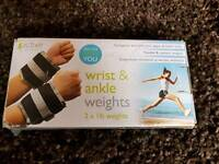 Wrist & ankle weights