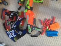 Nerf / BoomCo guns