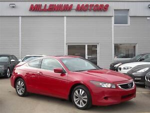 2008 Honda Accord EX-L COUPE  5-SPEED / NAVI / LEATHER / SUNROOF
