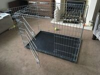 Large dog cage / kennel Nearly new