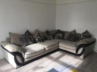4 seater corner couch