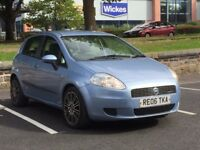 2006 FIAT GRANDE PUNTO 1.9 DIESEL ELEGANZA * 5 DOOR * MOT * ALLOYS * PART EXCHANGE * DELIVERY
