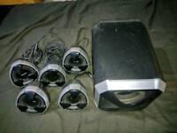 Philips 5.1 speaker set