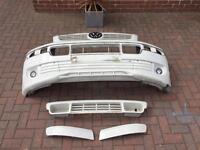 VW T5 Transporter commercial front end