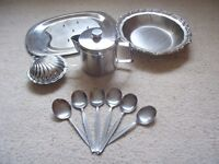 Table ware (Stainless Steel and Chrome)