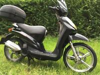 Peugeot looxor 100cc ,1 lady owner from new