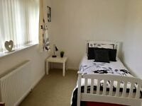 Room to rent in family home