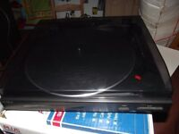 Sony Automatic Stereo Turntable System-PS-LX33P-vgc