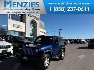 2009 Jeep Wrangler X, 4x4, Side Steps, AIR Cond, Clean Carproof