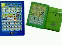 Islamic and English learning Tablet for the children