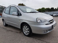 Only 57,000 Miles!!! 2007 Reg Chevrolet Tacuma 2.0 CDX 5dr Automatic MPV Full Service History - £999