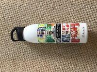 UFC steel water bottle Aldo vs McGregor