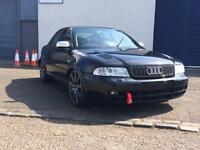 Track car Audi s4 b5 MTM 1 of a kind open to offers not £100